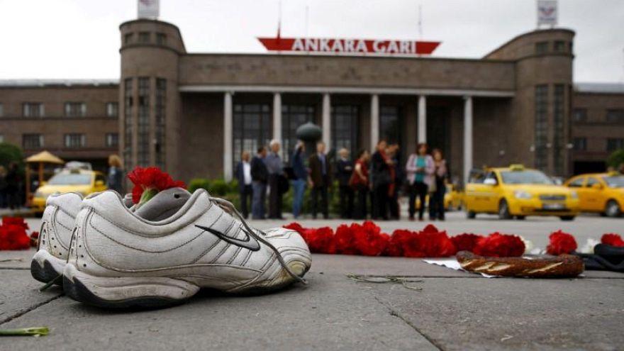 Ankara Garı saldırısının 3'üncü yıl dönümü: Kurbanlar anılıyor