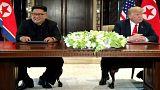 ترامب سينتظر لما بعد انتخابات الكونغرس القادمة للقاء كيم جونغ أون