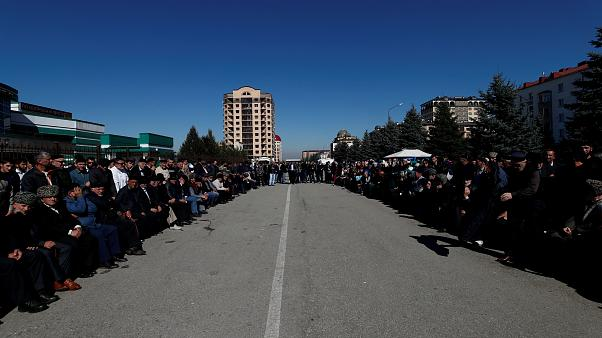 «Протестная» граница между Ингушетией и Чечнёй