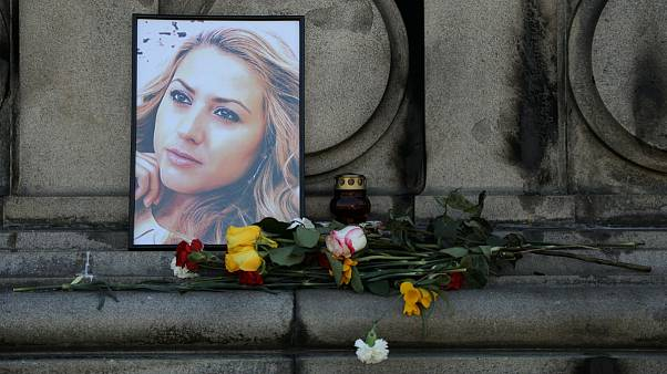 جوان ۲۰ ساله بلغار به اتهام تجاوز و قتل روزنامهنگار زن دستگیر شد