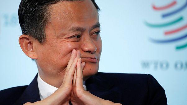 Çin'in en zengini 39 milyar dolarlık servetiyle Alibaba'nın CEO'su Jack Ma