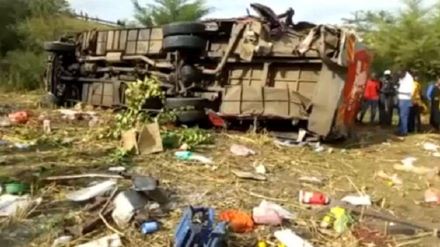 ДТП в Кении: 50 погибших, среди них есть малолетние дети