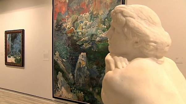 Picasso, Monet o Renoir se exhiben en 'Redescubriendo el Mediterráneo' en Madrid