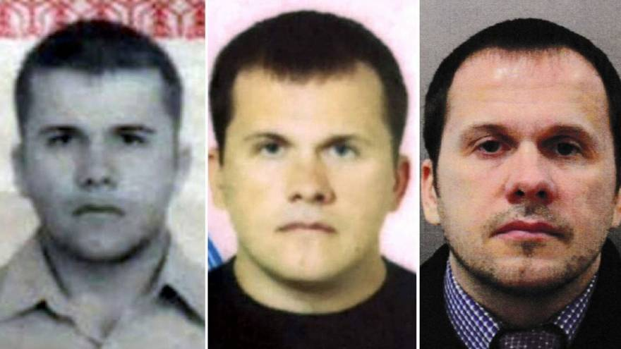 Bellingcat claims Alexander Mishkin is one of the Salisbury attack suspects