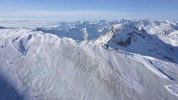 La traversée herculéenne des Alpes
