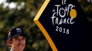 """جائزة """"سباق فرنسا للدراجات"""" سُرقت في برمنغهام"""
