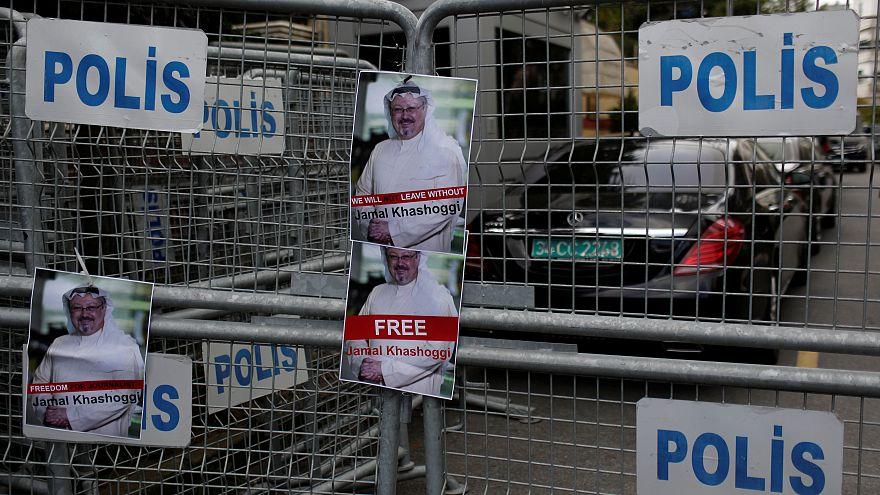 Gyanús felvételek a szaúdi újságíró eltűnéséről