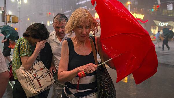 Climate Update: endless summer for some, a chilly deluge for others