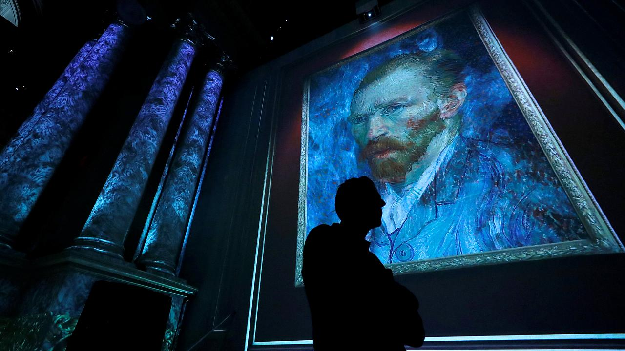 Van Gogh en immersion totale