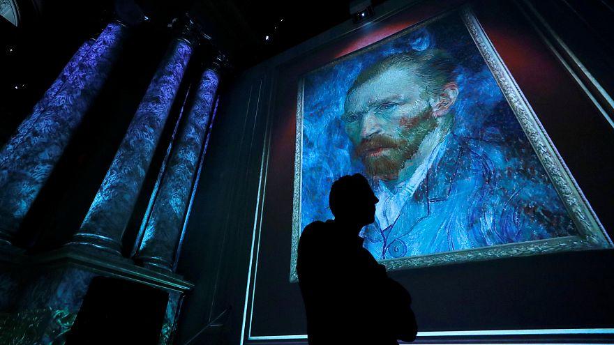 Van Gogh'un dünyasına modern teknolojiyle yolculuk