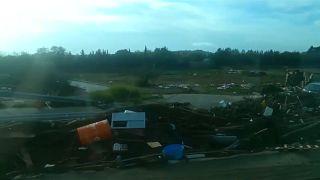 Мальорка борется с последствиями наводнения