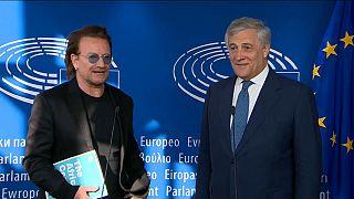 You, too? Bono and the celebrity penchant for politics   Raw Politics