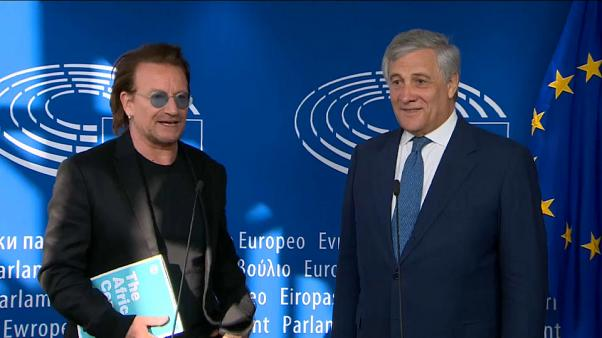 You, too? Bono and the celebrity penchant for politics | Raw Politics