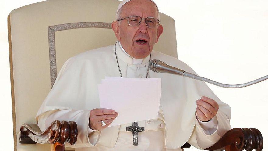 El Papa Francisco compara el aborto con contratar a un sicario para resolver el problema