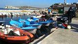 В Эгейском море погибли мигранты