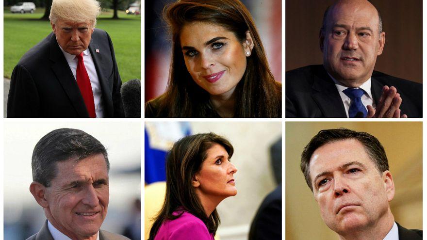 50 استقالة وإقالة ضمن إدارة ترامب .. تعرف عليهم