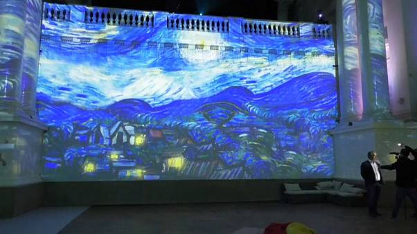 Van Gogh gets the 360-degree, 3D, immersive treatment in Brussels exhibition