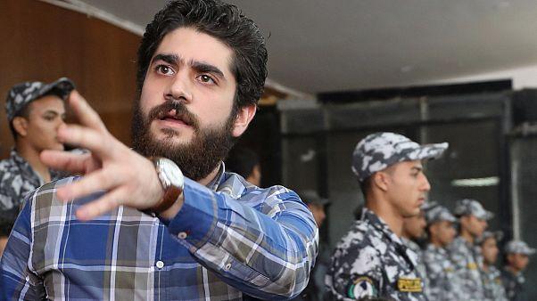 الإفراج بكفالة عن الابن الأصغر للرئيس المصري السابق مرسي
