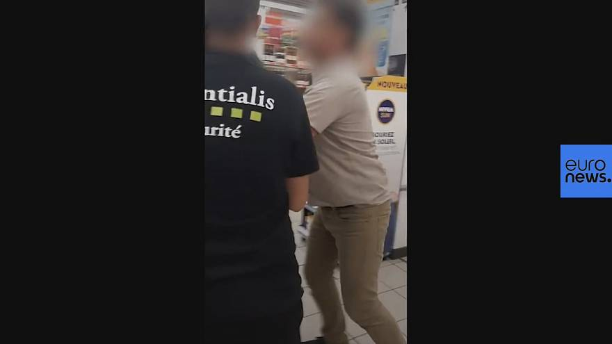 Watch: Visually impaired man thrown out of supermarket in France over guide dog | #TheCube
