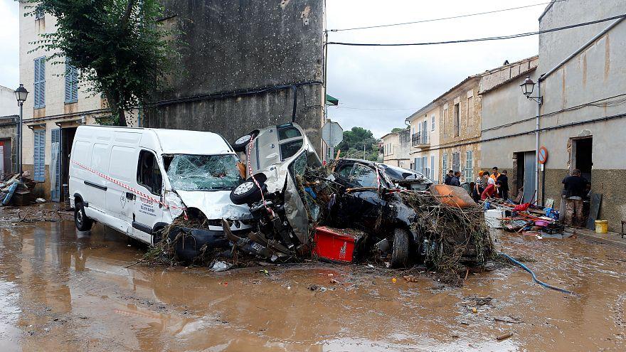 Inondations à Majorque : lourd bilan humain