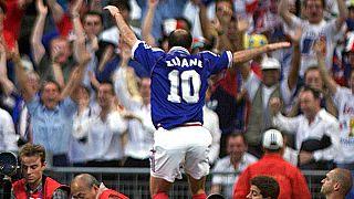 Football : mystère autour d'un maillot porté par Zidane lors de la finale 98
