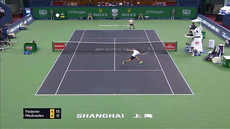 Nagy csatát nyert Federer