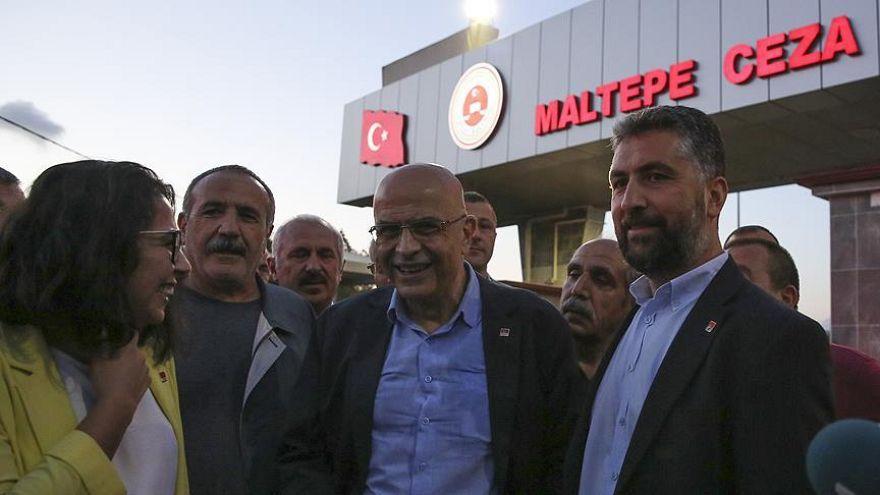 CHP milletvekili Berberoğlu'nun yurt dışına çıkış yasağına devam kararı