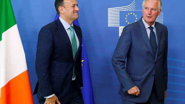 Barnier se muestra optimista sobre una salida pactada para el brexit