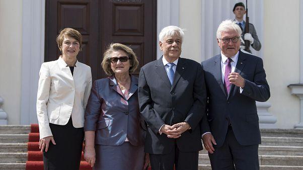 Στην Αθήνα ο Πρόεδρος της Γερμανίας Φρανκ Βάλτερ Σταϊνμάιερ