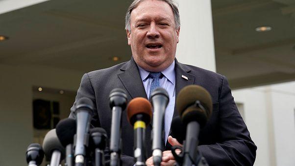ABD Dışişleri Bakanı Pompeo: Rahip Brunson'un serbest bırakılması Türkiye için doğru karar olur