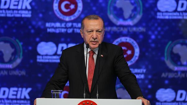 Cumhurbaşkanı Erdoğan: Münbiç tamamen ölmüş değil ama gecikme var