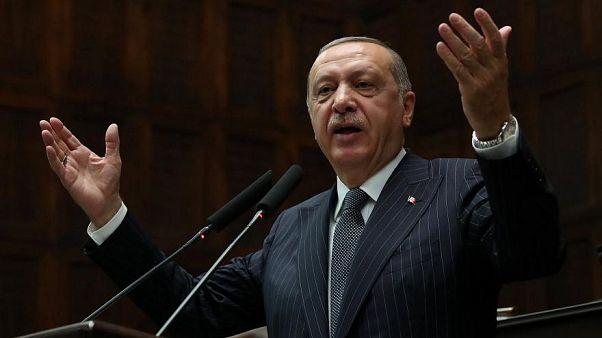 Erdoğan'dan Suudilere: Kamera sisteminin olmaması mümkün değil