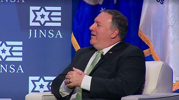 مایک پمپئو: تا زمانی که ایران در سوریه حضور دارد، یک دلار هم برای بازسازی این کشور نمیدهیم