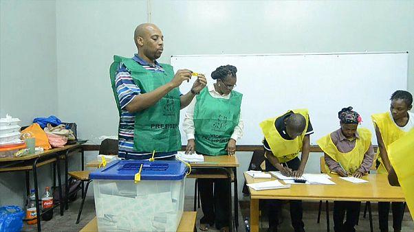 Moçambique conta os votos das autárquicas