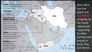 تقرير للخارجية الأمريكي يكشف كيف أنفقت إيران 16 مليار دولار لتمويل حروب المنطقة
