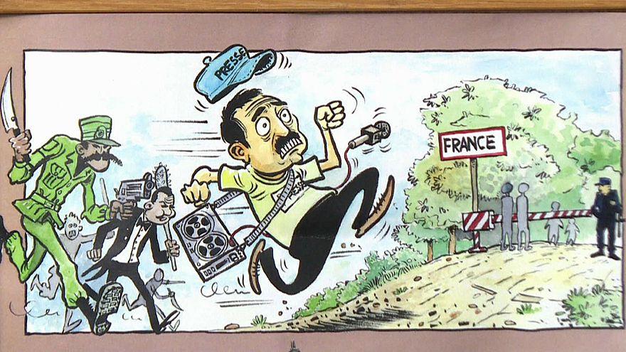 Maison des Journallistes : un refuge pour reporters persécutés