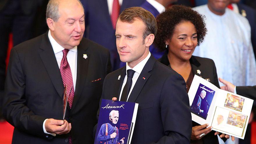La Francophonie se réunit à Erevan