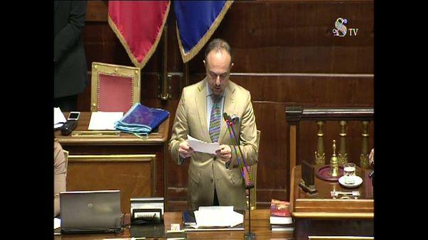 Manovra Italia, al via il voto al Senato