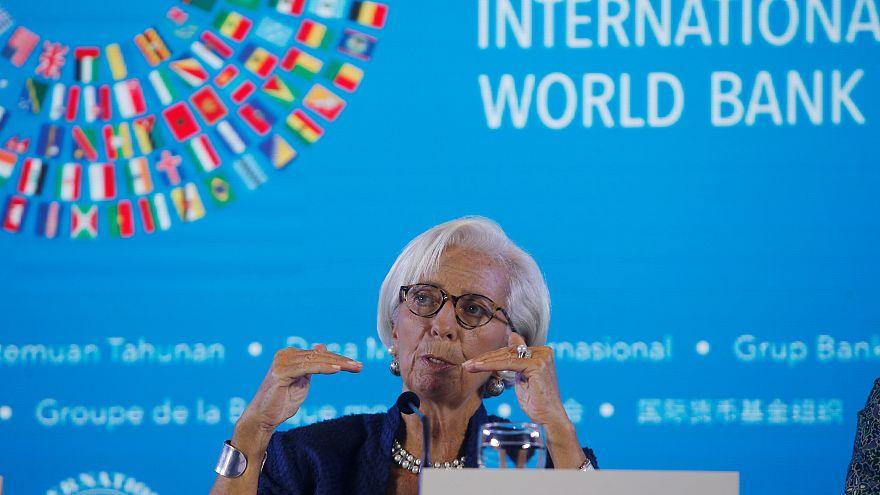 Lagarde duda de la fortaleza y resistencia de la economía mundial