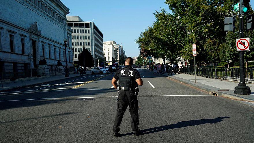 Symbolfoto: US-Polizist