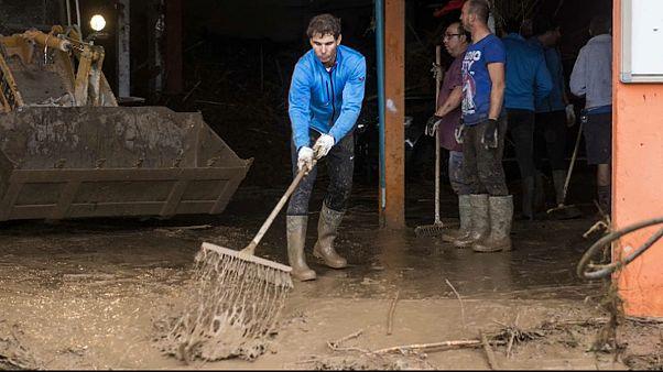 Majorque : Nadal vient en aide aux sinistrés