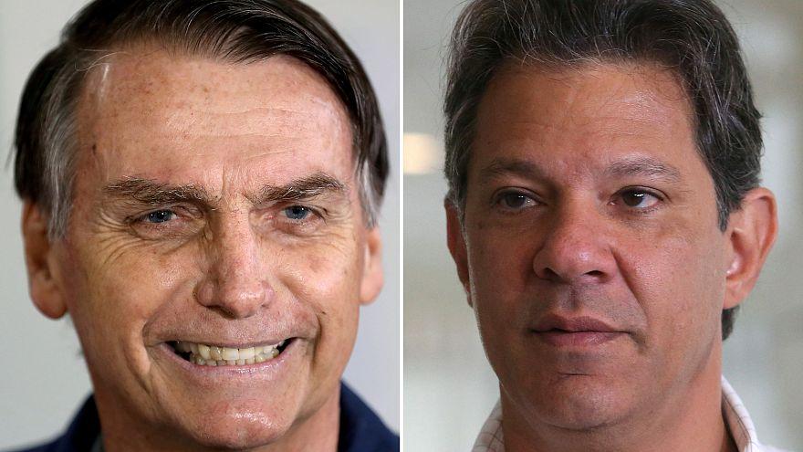 Brasile: Haddad sfida Bolsonaro (cancellando Lula e il rosso)
