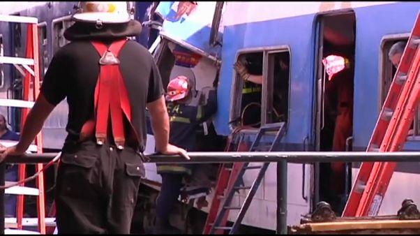 Крушение поезда в Аргентине: приговор экс-министру