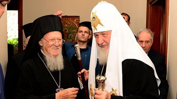 Kremlin: Ukrayna Ortodoks Kilisesi'nin, Rus Ortodoks Kilisesi'nden ayrılma girişimine karşı çıkarız