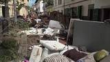 На Мальорке ликвидируют последствия наводнения