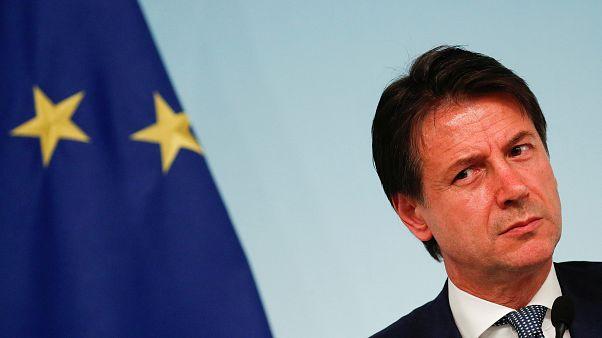 Giuseppe Conte propuesto para primer ministro italiano