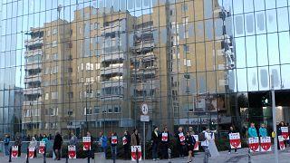 Poland defies EU swearing in new supreme court judges