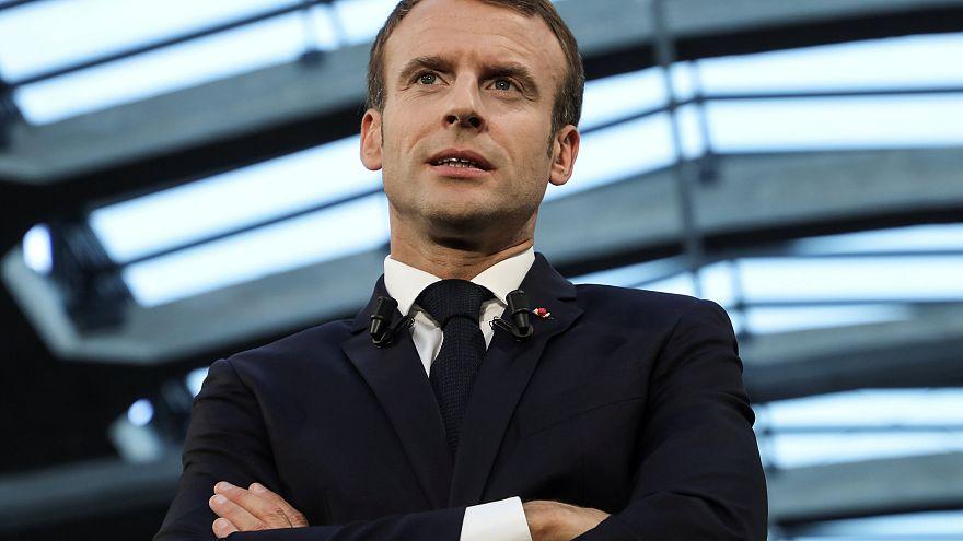 Macron sigue sin comparecer tras el escándalo de su guardaespaldas