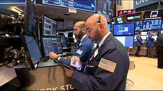 Nach Crash: Lage an den Börsen turbulent