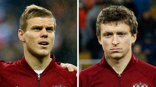 Rusya: İki milli futbolcu 'kasten adam yaralama' suçundan tutuklandı